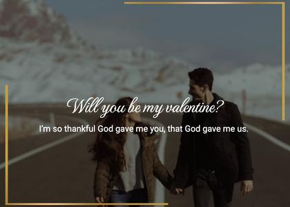 valentine card 52 person human