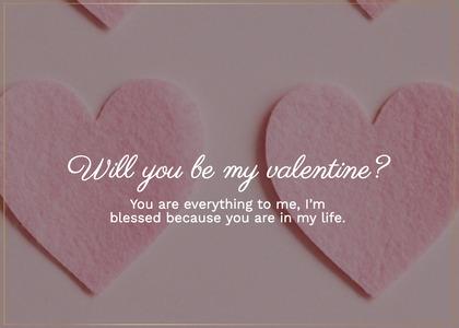 valentine card 63 business card paper