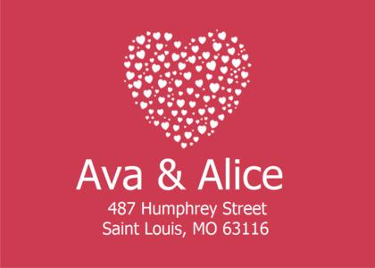 valentine card 9 advertisement text