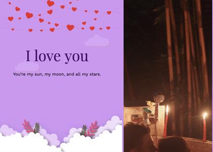 valentine card 95 person human