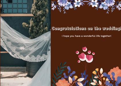wedding card 112 clothing apparel