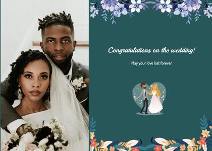 wedding card 122 clothing apparel