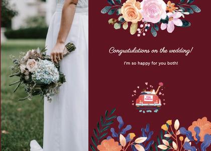 wedding card 125 envelope clothing