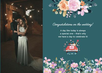 wedding card 131 person clothing