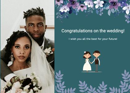 wedding card 142 person clothing