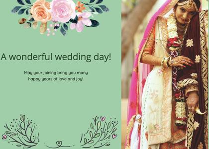 wedding card 173 clothing apparel
