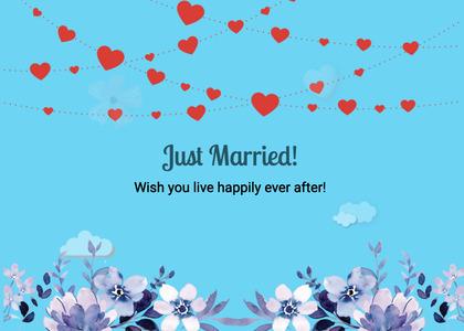 wedding card 208 graphics art