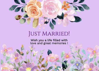 wedding card 215 envelope mail