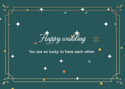 wedding card 22 text blackboard