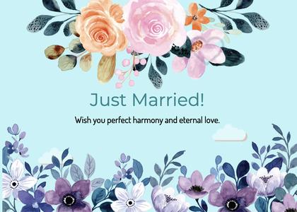 wedding card 221 envelope mail