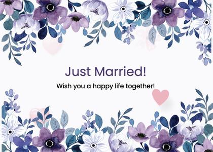 wedding card 231 graphics art