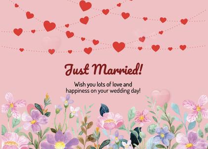 wedding card 236 paper flyer