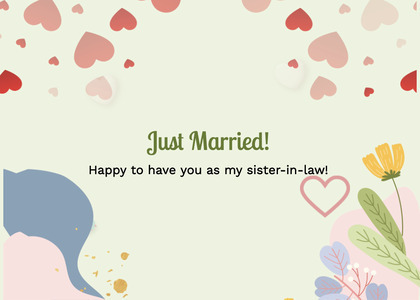 wedding card 238 paper confetti