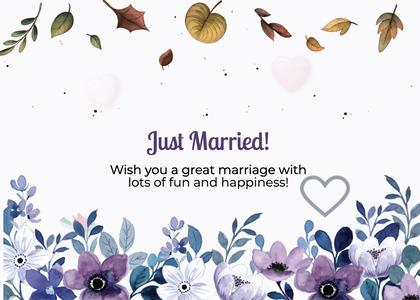wedding card 239 plant envelope