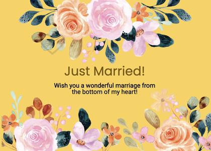 wedding card 241 graphics art