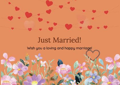 wedding card 244 graphics art
