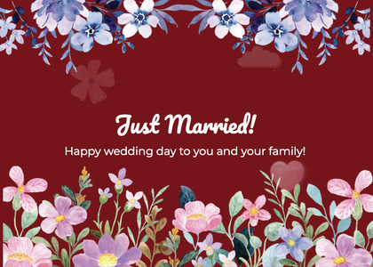wedding card 247 envelope mail