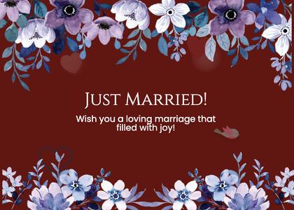 wedding card 248 envelope mail