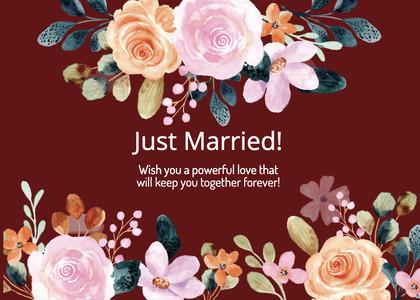 wedding card 253 graphics art