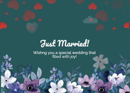 wedding card 261 graphics advertisement