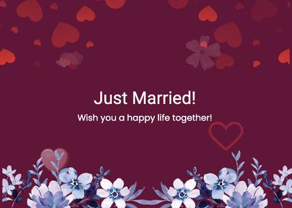 wedding card 270 envelope graphics