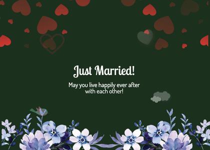 wedding card 274 graphics art