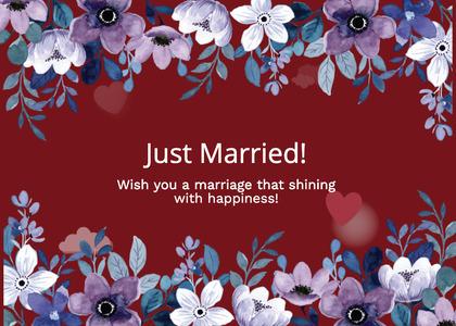 wedding card 279 envelope mail