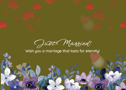 wedding card 282 envelope mail