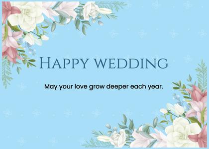 wedding card 53 graphics art