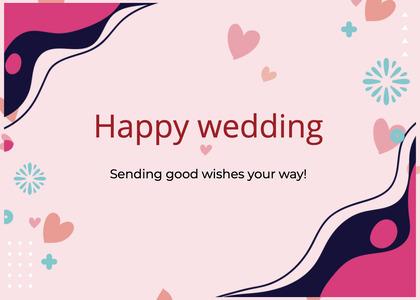 wedding card 56 poster advertisement