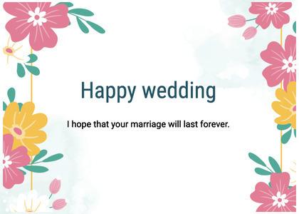 wedding card 66 graphics art