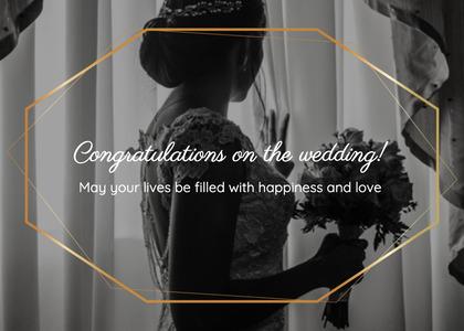 wedding card 72 clothing apparel