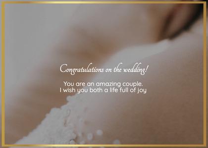 wedding card 96 skin text