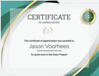 certificate 112 text diploma