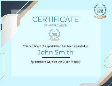 certificate 113 text diploma
