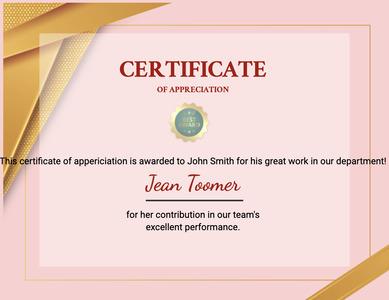 certificate 114 text diploma
