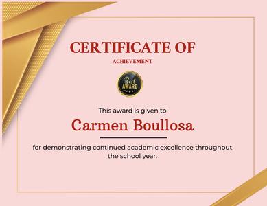certificate 131 text businesscard