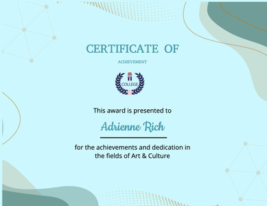 certificate 133 text document