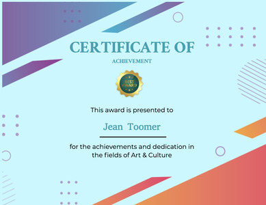 certificate 134 text document