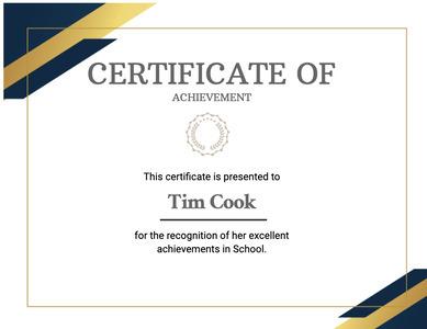 certificate 137 text diploma