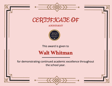 certificate 144 text diploma