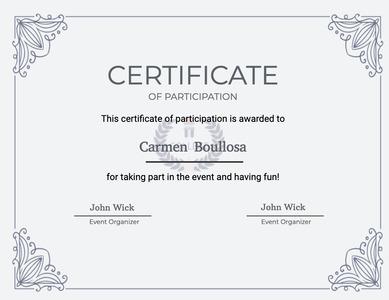 certificate 25 text diploma