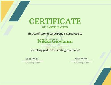 certificate 27 text diploma