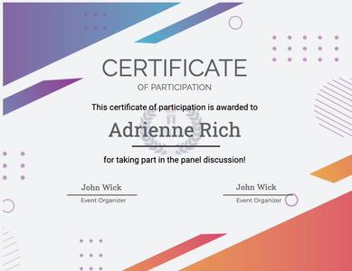 certificate 33 text diploma