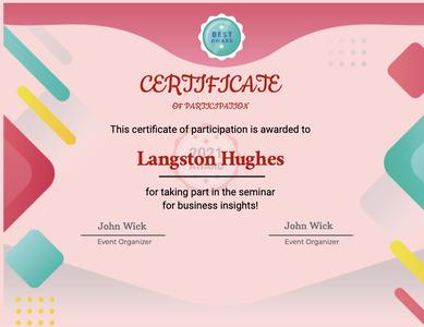 certificate 44 text diploma