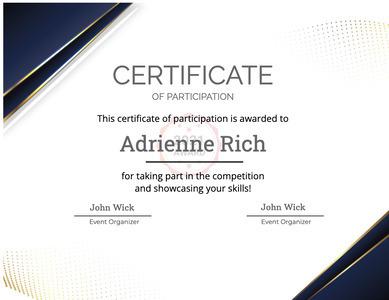certificate 47 text diploma