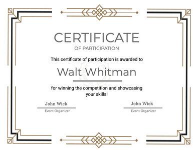 certificate 50 text diploma