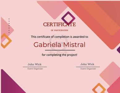 certificate 53 text diploma