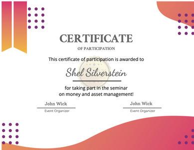 certificate 54 text diploma