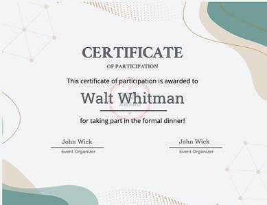 certificate 68 text diploma